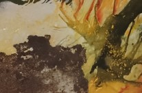 'Mar de llamas'