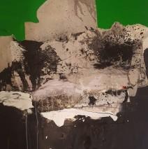 'Verde, blanco, negro'